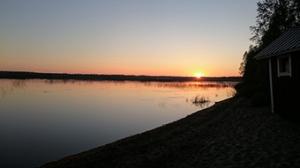auringonlaskuportimojärvi