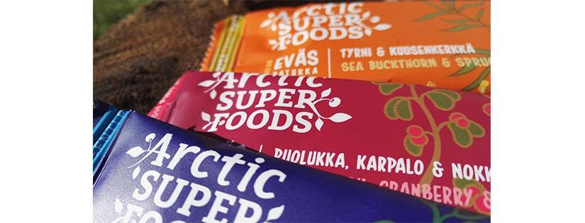 Arctic Superfoodin EVÄS-patukat 🌱 + TUOTEARVONTALUKIJOILLE!