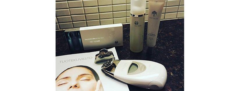 Nu Skin-tuotteet 💙 Hyvinvointiaihollesi