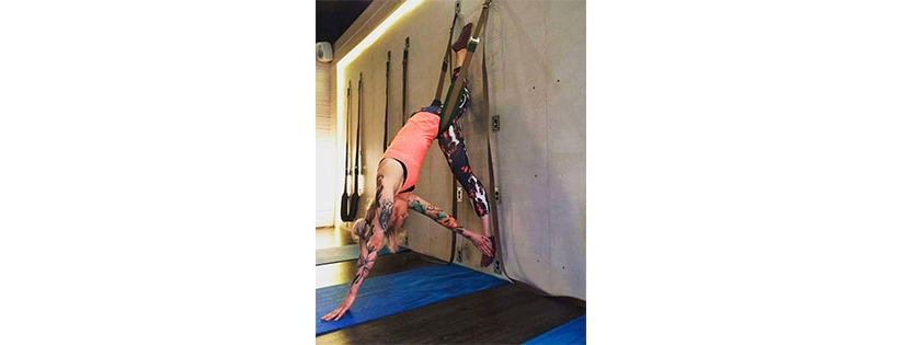 Kurkistus WellnessLoungen WallTraining-tunneille