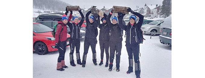 No nyt! Arctic Challenge Winter Edition 2017 tarjoili unohtumattomiakokemuksia