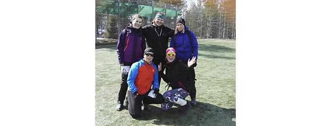 Millainen oli Adventure Race Rovaniemi2017?
